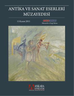 Pdf Katalog - Ankara Antikacılık