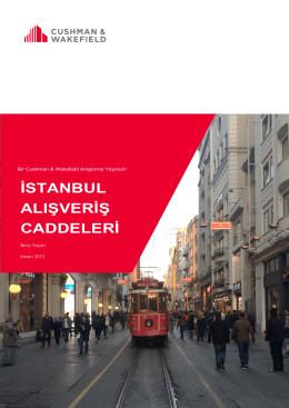 istanbul alışveriş caddeleri