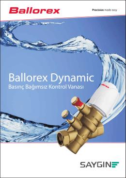 Ballorex Dynamic