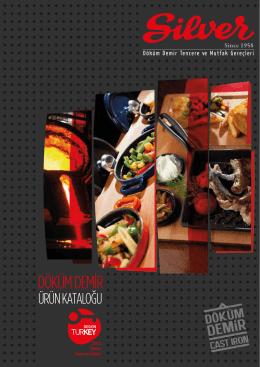 PDF Katalog - Silver Döküm Tencere