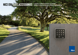 Nice Era gate Accessories