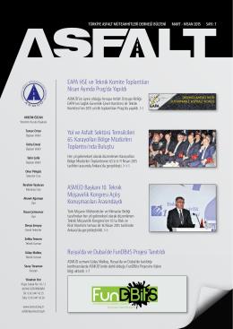 EAPA HSE ve Teknik Komite Toplantıları Nisan Ayında Prag`da
