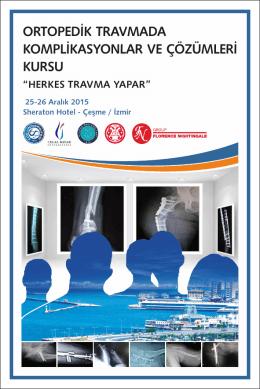 ortopedik travmada komplikasyonlar ve çözümleri kursu