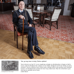 50 Portretten - Turks Museum Nederland