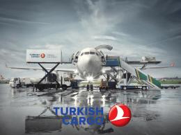 Turkish Cargo Kurumsal Sunum