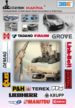 Slayt 1 - Özışık İş Makinaları Makina San.ve Tic.Ltd.Şti Mobil Vinç