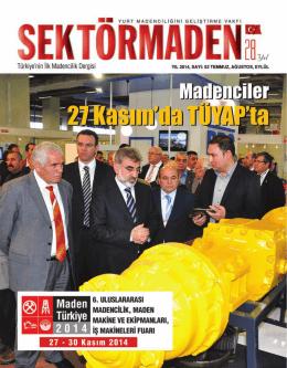 Uluslararası - Sektörmaden Dergisi | Anasayfa