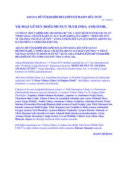 PDF Dosyası - Altın Koza