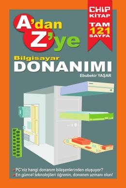 A`dan Z`ye Bilgisayar Donanımı E