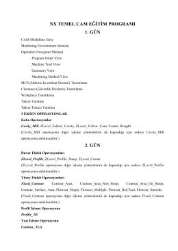 PDF Olarak İndir - Boğaziçi Yazılım