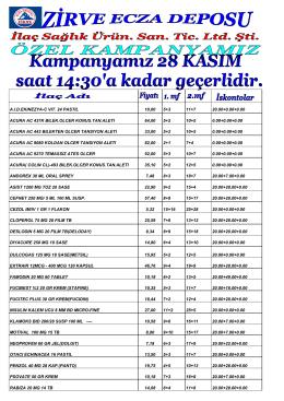 aıdekınezya-c vıt. 24 pastıl 10,00 5+3 11+7 20.00+0.00+0.00 acura