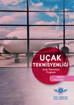 Öğrenci Staj Formu - Uçak Elektrik