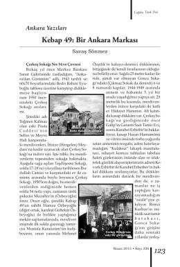 Kebap 49: B r Ankara Markas