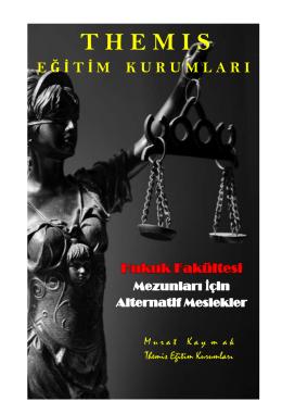 hukukçular için alternatif meslekler
