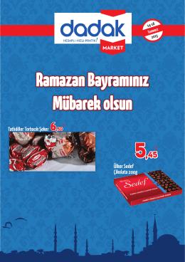Ülker Sedef Çikolata 200g