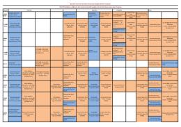 2015-2016 Eğitim ve Öğretim Güz Yaryılı Hemşirelik Anabilim Dalı