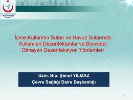 Şenol YILMAZ