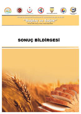 TUSAF 2015 KONGRE VE SEGİSİ BASIN AÇIKLAMASI