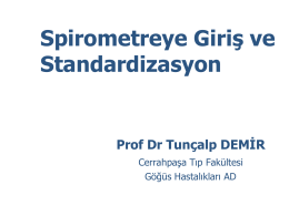 Prof. Dr. Tunçalp DEMİR
