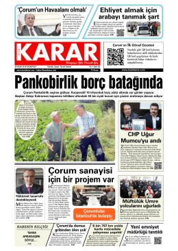 25 Ocak 2016.qxd - Kesin Karar Gazetesi