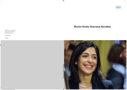 Roche Grubu Davranış Kuralları