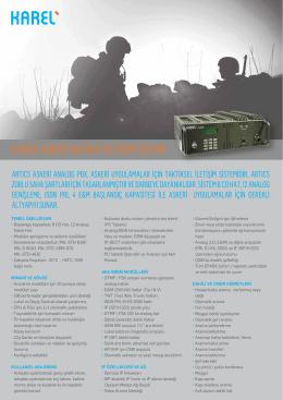 ds200t askeri taktik ıp iletişim sistemi