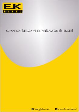 ELTEL genel katalog