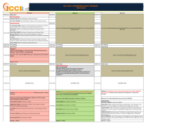 ıccı 2015 conference draft program 06.05.2015