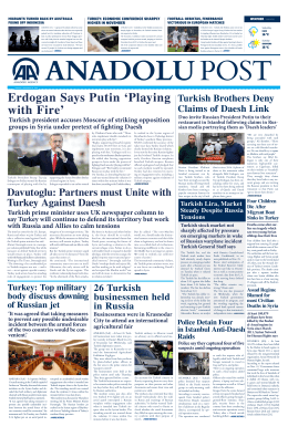 Erdogan Says Putin `Playing with Fire` Davutoglu