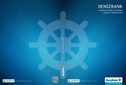 DenizBank 2014 Faaliyet Raporu