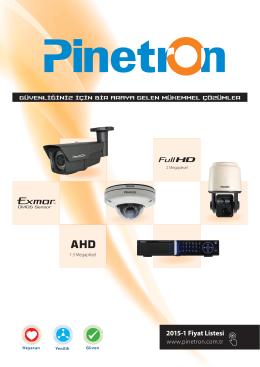 2015-1 Fiyat Listesi - AKM Elektronik Güvenlik