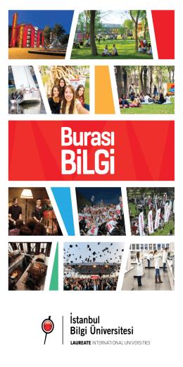 BİLGİ Genel Katalog - İstanbul Bilgi Üniversitesi