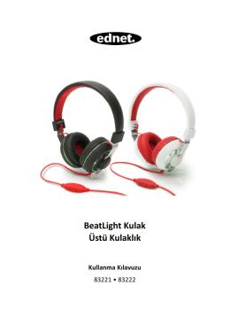 BeatLight Kulak Üstü Kulaklık