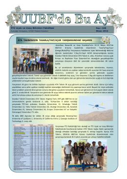 İndir - Uçak ve Uzay Bilimleri Fakültesi
