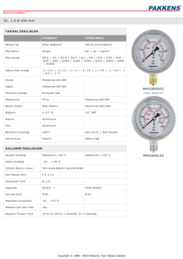 KL. 1.0 Ø 100 mm