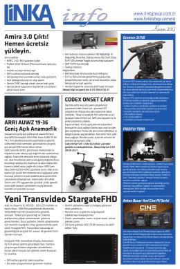 Linka Info Kasım 2015