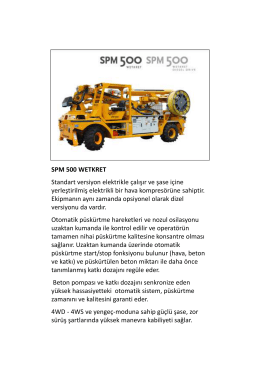 spm 500 wetkret