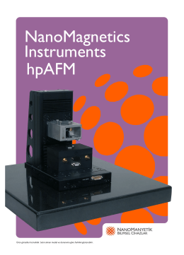high performance AFM