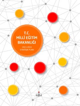 T.C. MİLLÎ EĞİTİM BAKANLIĞI - Strateji Geliştirme Başkanlığı