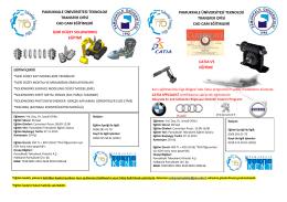 ileri düzey solıdworks eğitimi pamukkale üniversitesi teknoloji