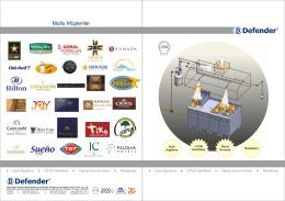 Defender Broşür.cdr - Defender Yangın Söndürme Sistemleri