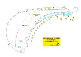 Kongre Salonu Yerleşim Planı