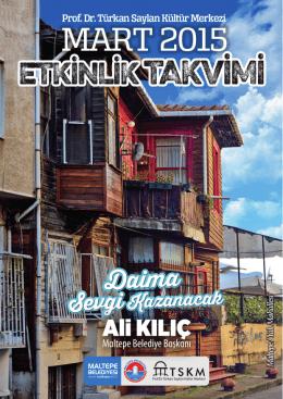 tarih - Türkan Saylan Kültür Merkezi