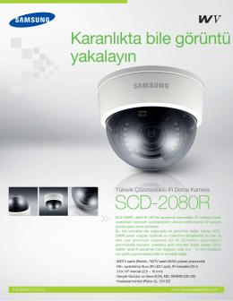 SCD-2080R