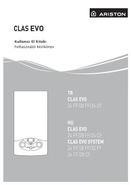 CLAS EVO - Ventil Épületgépészeti Kft.