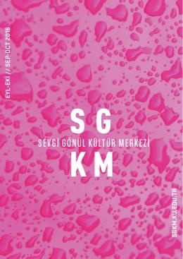 Eylül - Ekim `15 - SGKM