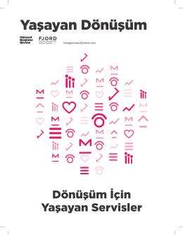Yaşayan Dönüşüm - Harvard Business Review Türkiye