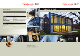 Artline Flyer - İltay Enerji