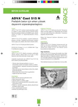 ADVA Cast 515 N