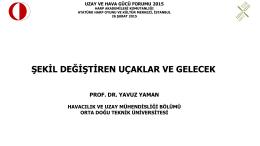 Prof.Dr.Yavuz YAMAN